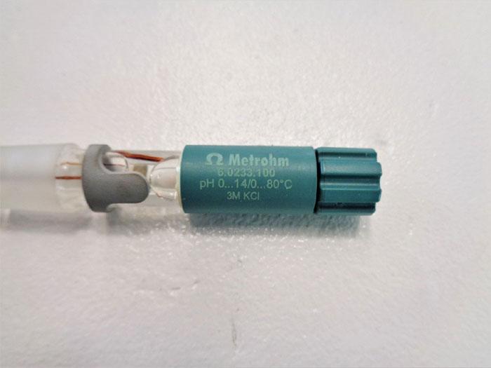 Metrohm pH Glass Electrode 6.0233.100