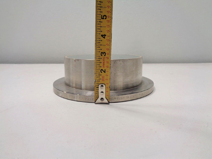 """6"""" 300# Sight Glass Flange, 316 Stainless Steel"""