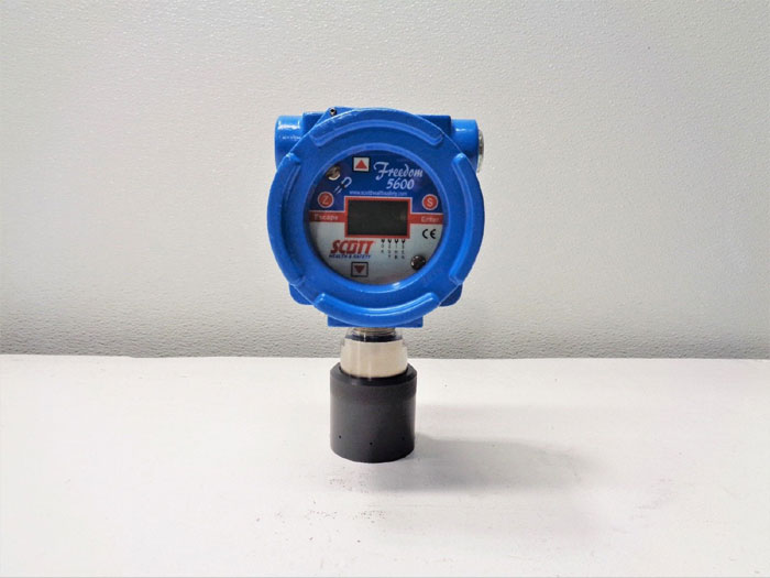 Scott Freedom 5600 Gas Transmitter