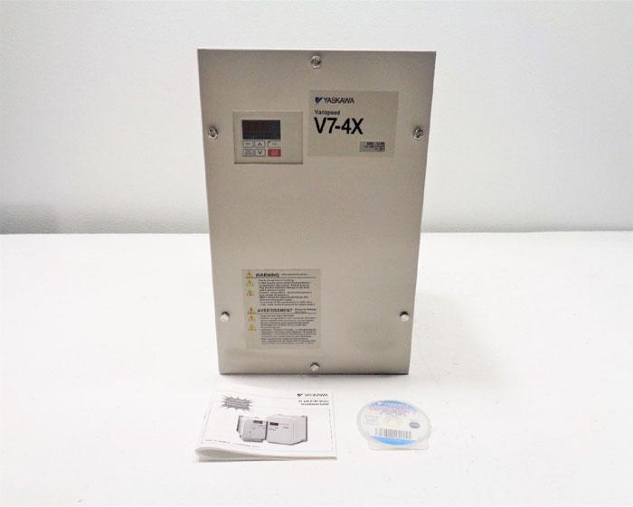 Yaskawa V7-4X Varispeed CIMR-V7CU45P5, 460V