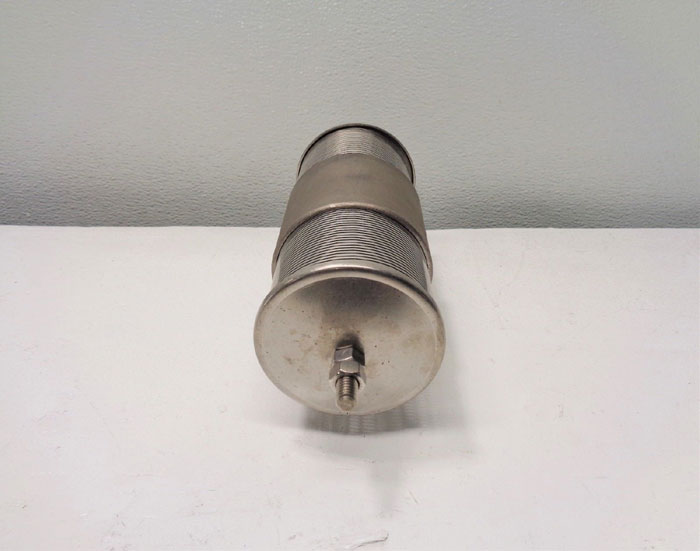 "US Filter 2"" NPT Distributor Diffuser Stainless Steel Strainer Valve PP 4004DIH"