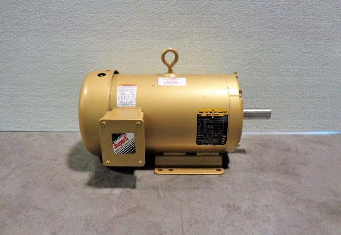 Baldor Reliance Super-E Motor EM3616T, 7.5 HP, 208-230/460 Volts, 3450 RPM