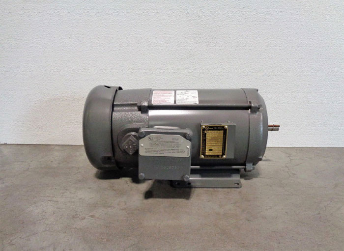 Baldor Electric Motor, 1/2 HP, #CDX1850