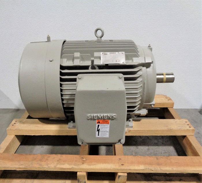 Siemens 40HP SD100 NEMA Premium Motor, 460V, 1780 RPM, #1LE23213AB112AA3