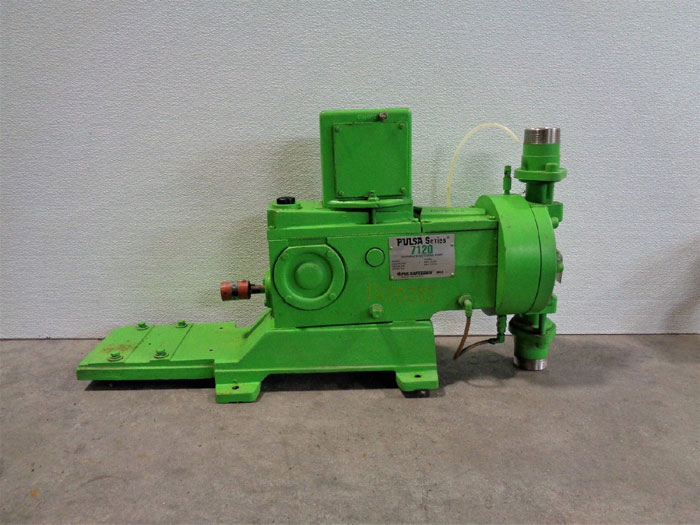 Pulsafeeder Pulsa Series 7120 Diaphragm Metering Pump 7120-S-AP