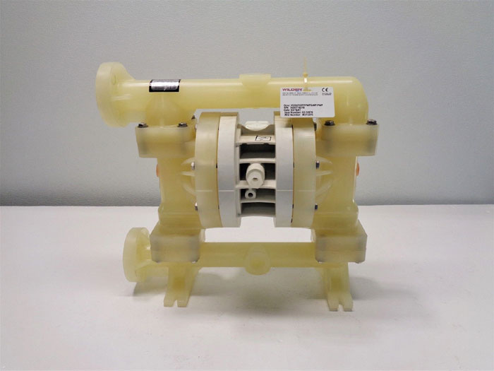 "Wilden 1"" Diaphragm Pump P200/PKPPP/WFS/WF/PWF, Item# 02-10576"