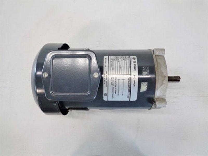 GE Motors D-C Motor 5BPB56KAA51C with 1/2 HP, 1725 RPM