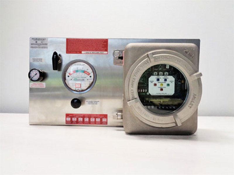 Pepperl Fuchs Purge Control System 2002-STD-CI Type X