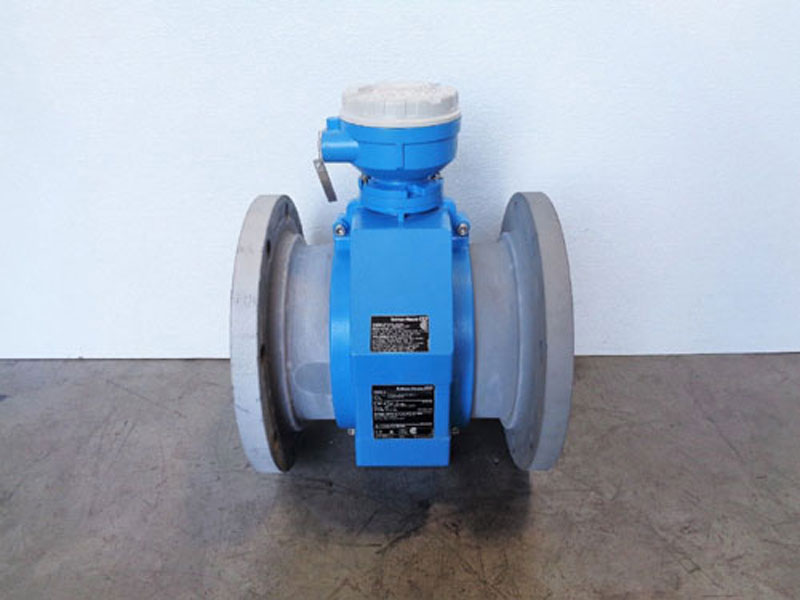 "Endress Hauser 8"" 150# Promag W Electromagnetic Flowmeter 53W2H-UL0B1RS2BBAA"