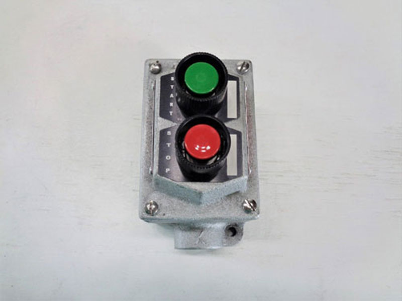 Cooper Crouse-Hinds DSD922 Start Stop Push Button Station