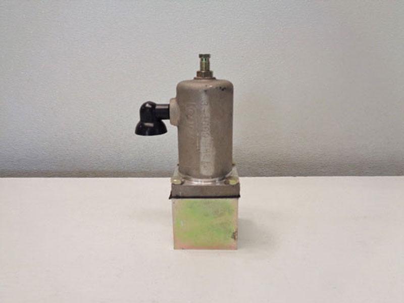 "Anderson Greenwood 1/2"" Type RZ Back Pressure Regulator"