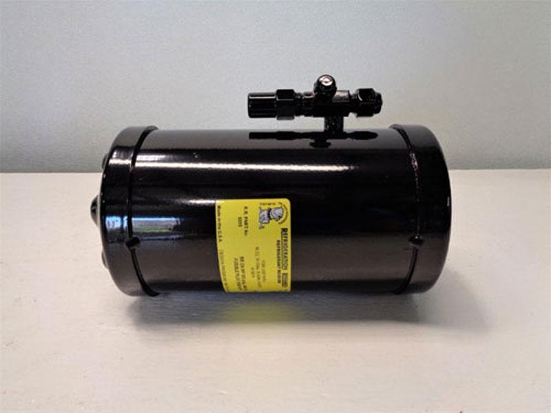 Lot of (2) Refrigeration Research Refrigerant Receiver 5315