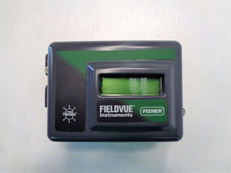 Fisher Fieldvue Digital Valve Controller DVC2000