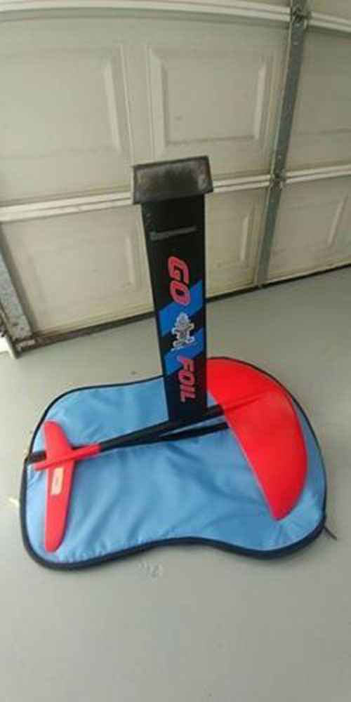 Go Foil KAI 120 Surf Wing - Gently Used