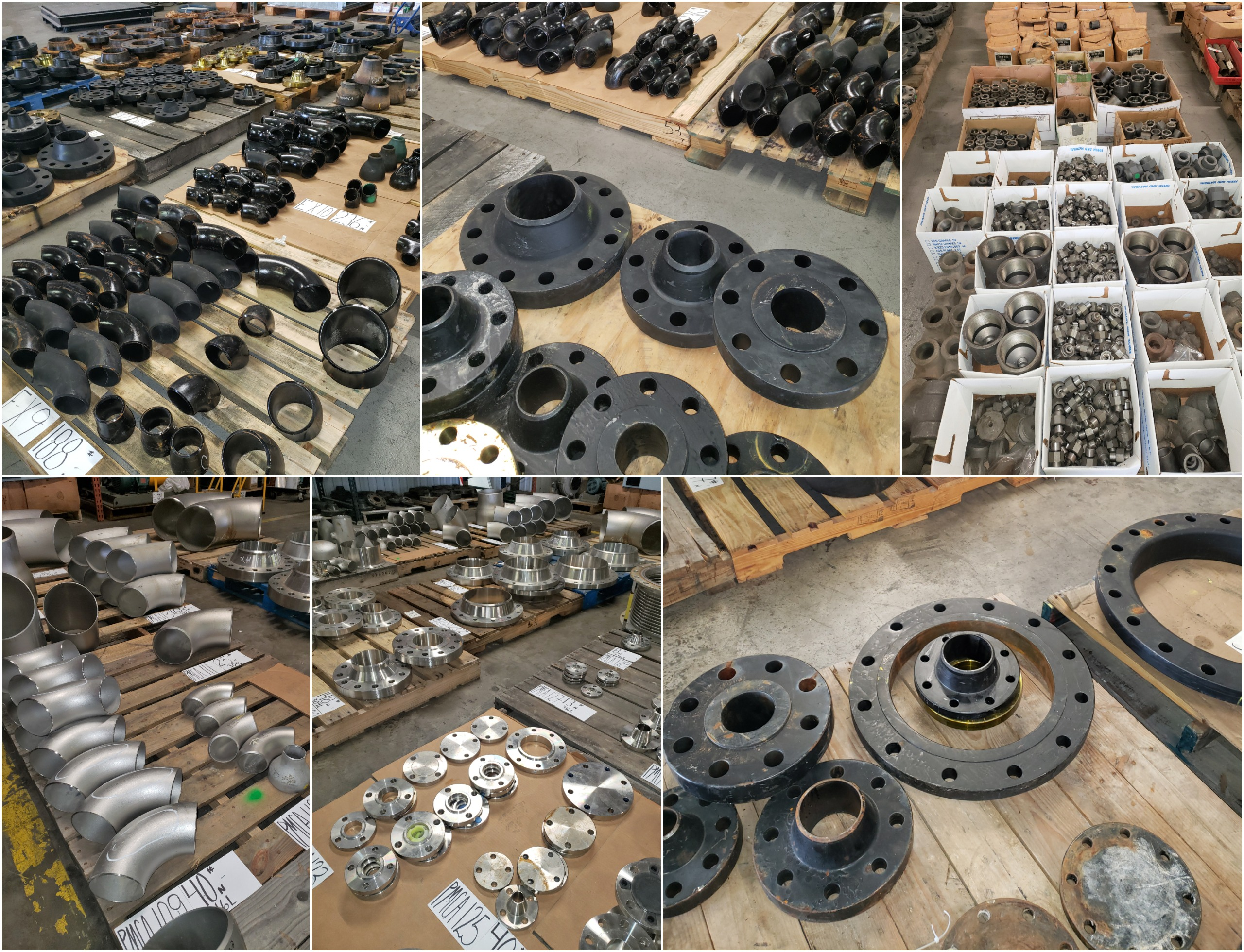 SLE 17-028 Pipeline Valves & Equipment Sale