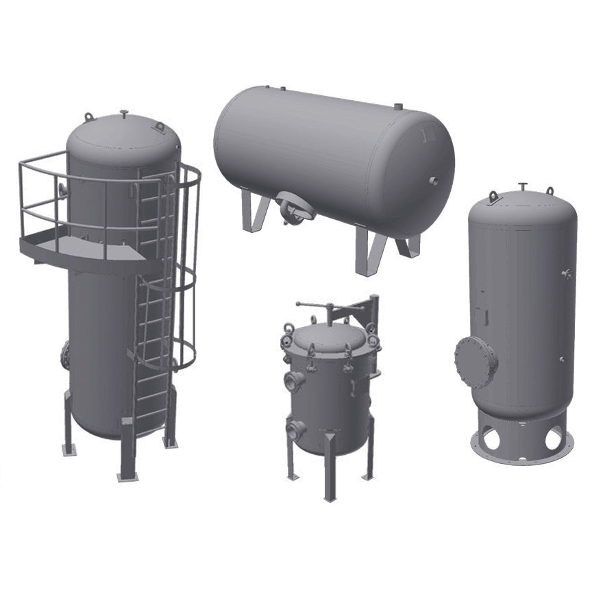 Tanks & Vessels