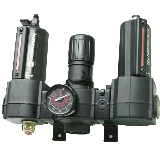 Filters, Regulators, Lubricators (FRL)