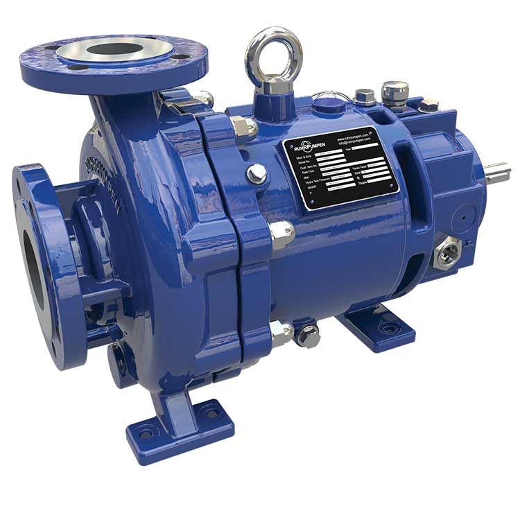 Mag-Drive & Sealless Pumps