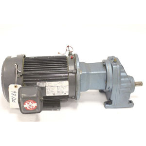 Gear Motors & Gearboxes